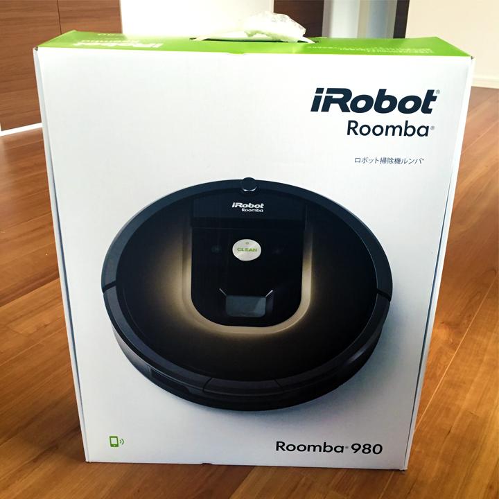 Roomba(ルンバ) 980